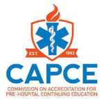 Crisis Medicine is a CAPCE accredited organization