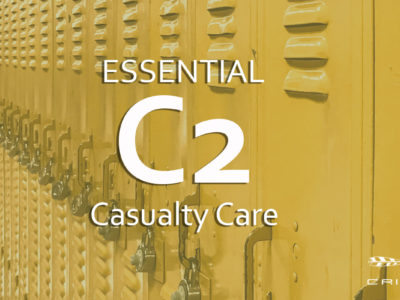 Essential Casualty Care – ONLINE